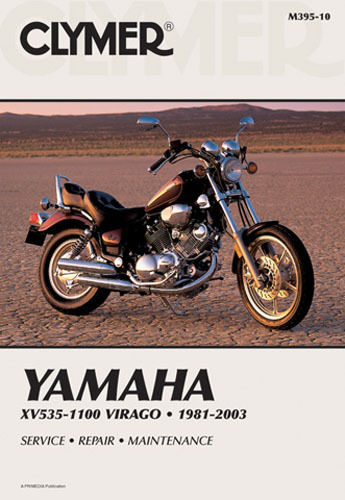 clymer manual yamaha xv535 1100 virago 1981 2003module. Black Bedroom Furniture Sets. Home Design Ideas